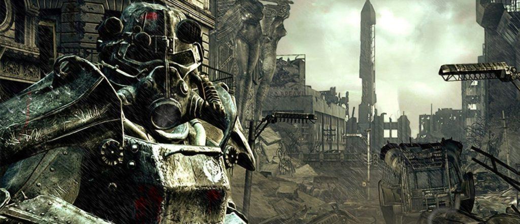 Новый мод для Fallou 3 с графикой четвертой части игры