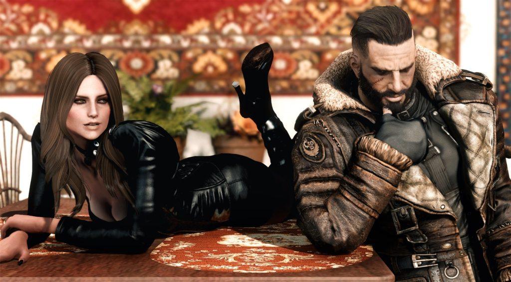 Советский колорит в Fallout 4, новая модификация