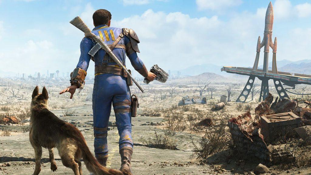Новый сериал от Amazon Studios во вселенной Fallout